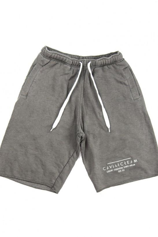 Caviar Cream shorts washed grey Shorts