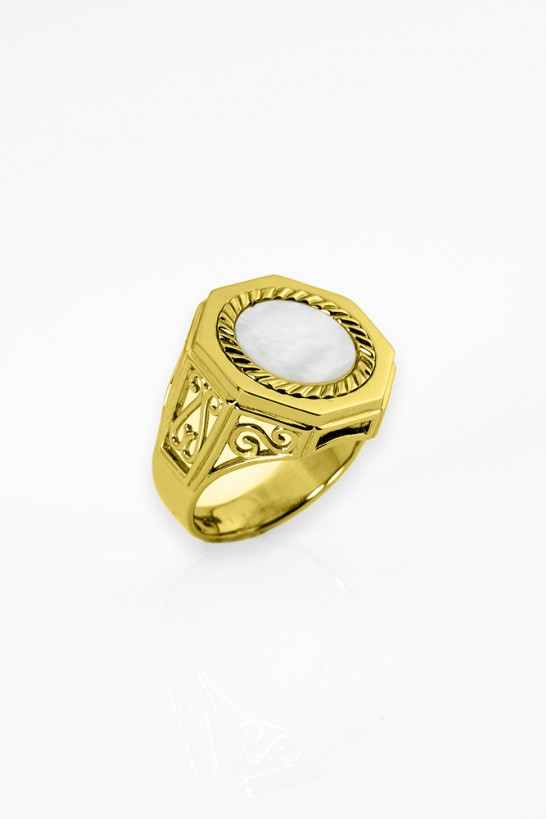 Sullivan Gold Rings