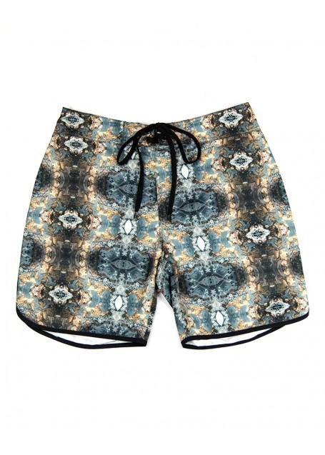 Caviar pattern essential swimwear pattern mix