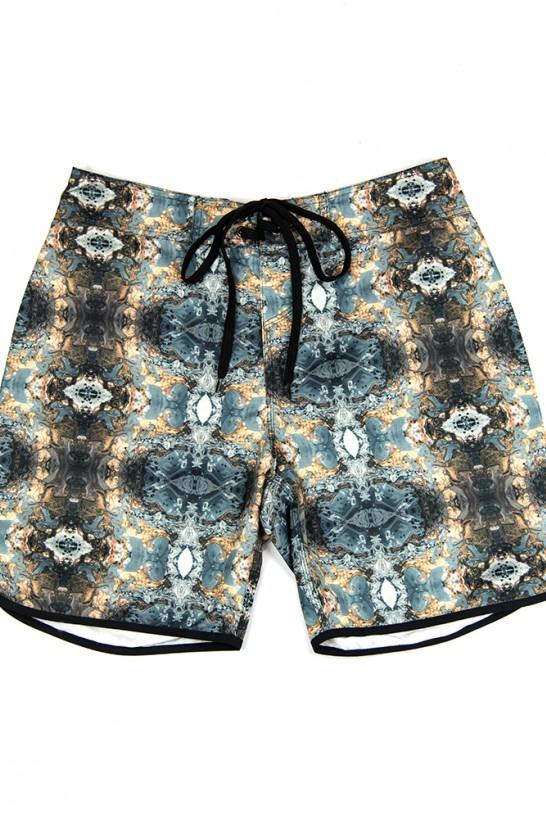 Caviar pattern essential swimwear pattern mix Swimwear