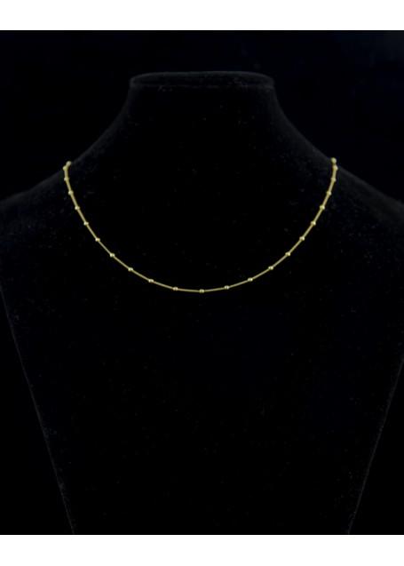 Ball Gold Chain