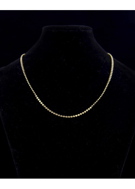 Singapore Rose Gold Chain